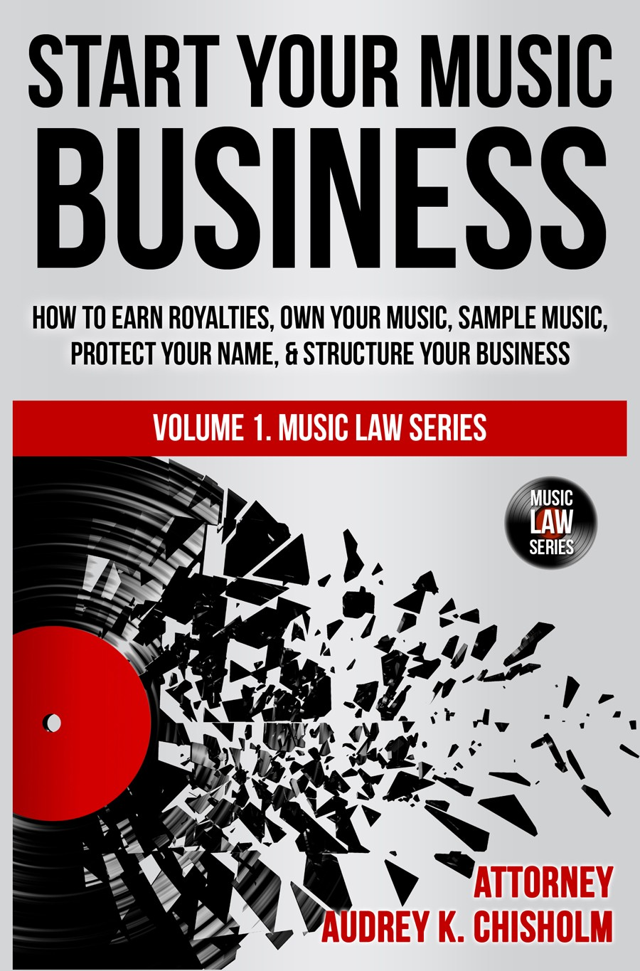 Start Your Music Business Book Cover